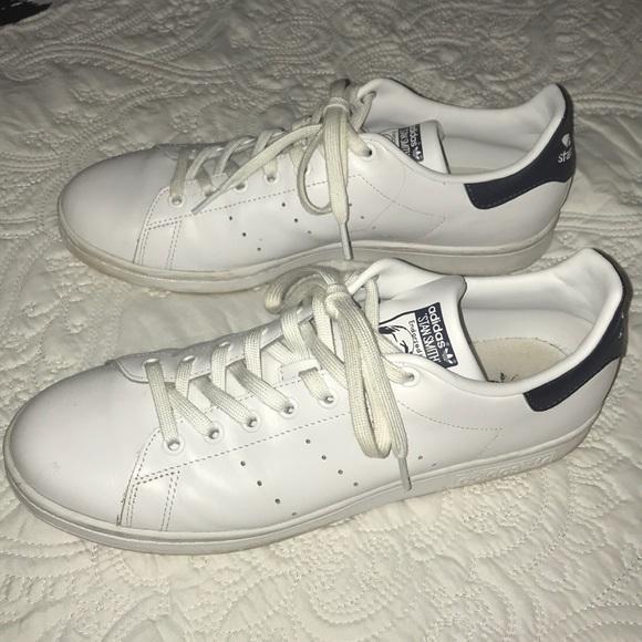 bf3648c50 adidas Other - Adidas Stan Smith white navy men s 10